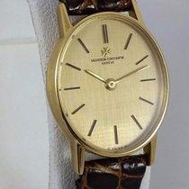 Vacheron Constantin 18k Yellow Gold Womens Backwinder Watch...