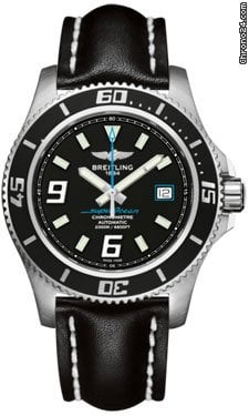 Breitling Superocean 44 Leather Strap