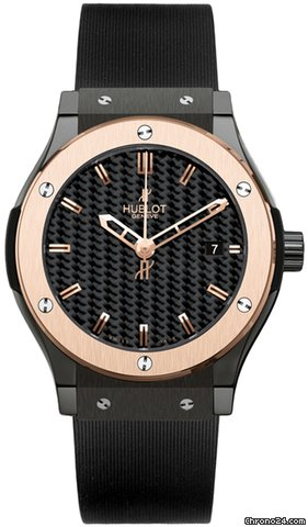 Hublot Classic Fusion Quartz Ceramic 38mm