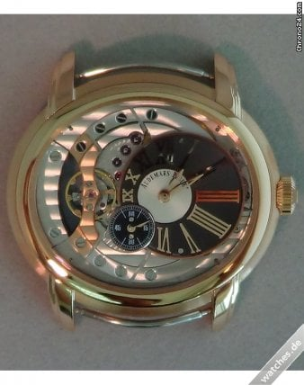 Audemars Piguet Millenary - Pink Gold - 4101 - 60h Power Reserve