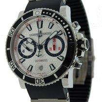Ulysse Nardin Marine Diver Chronograph - 8003-102-3/916