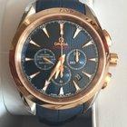 Omega Aqua Terra Seamaster  Olimpics 2012 gold/steal