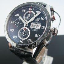 TAG Heuer Carrera Cal 16 Automatik-Chronograph 43 MM CV2A1R.FC...