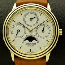 Audemars Piguet Quantieme Perpetuel Calendar Yellow Gold, full...