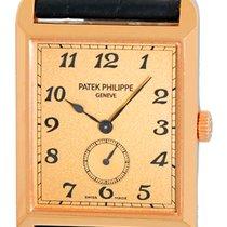 "Patek Philippe Gent's 18K Rose Gold  ""Gondolo""..."