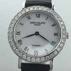 Tiffany Patek Phillippe 36 Tiffany Diamond White Gold