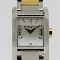 Baume & Mercier Hampton Stahl/Gold - ungetragene Lagerware