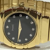 Piaget Polo 18K Solid Gold Diamonds