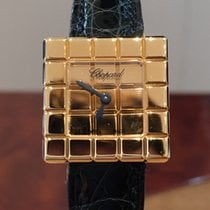 Chopard Ice Cube 18k Yellow Gold