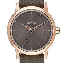 Nixon The Kenzi Leather Rose Gold/Taupe A398-2214