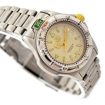 TAG Heuer 4000 Quartz 994.708A Ladies Watch