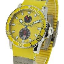 Ulysse Nardin 263-33-3/941 Maxi Marine Diver Chronometer...