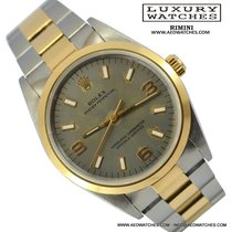 Rolex Oyster Perpetual 14203 gray dial 1994