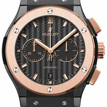 Hublot Classic Fusion Ceramic King Gold 42mm
