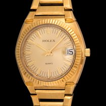 "Rolex Quartz Beta 21 Movement 5100 ""texano"""