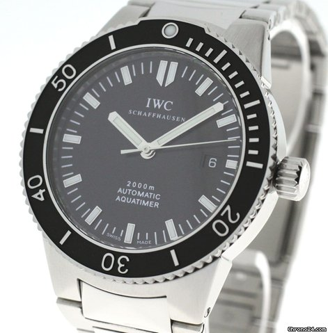 IWC Aquatimer GST 2000