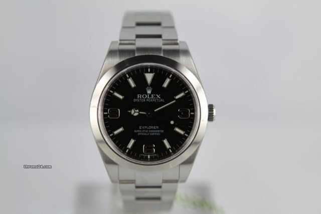 Rolex Explorer 214270