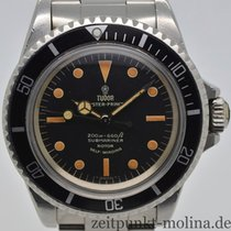 Tudor Submariner, meter first, rose dial, Ref. 7928/0, Bj. 1967