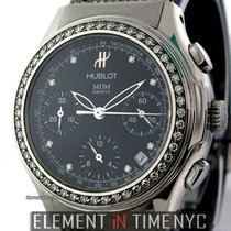 Hublot Classic Chronograph Factory Diamond Dial Ref. 1810.1.054