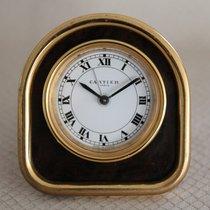 Cartier Must de Cartier Desk/ Travel 8-day Alarm Clock