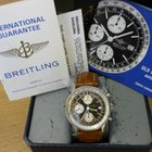 Breitling Old Navitimer 81610 Box&Papers