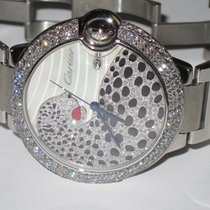 Cartier Ballon Bleu XL Panther Diamonds