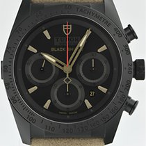 Tudor Fastrider Black Shield Keramik Chronograph
