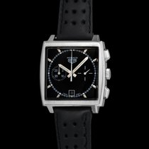 Heuer Vintage Monaco CS2110 first re-edition limited
