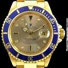 Rolex 16618 18k Submariner Serti Dial