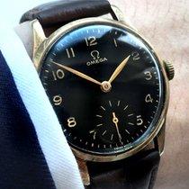 Omega Superrare Dennison Cased 9 ct solid gold Omega 30t2 1945...