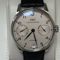 IWC Portuguese automatic 7 days IW500107 B&P 2009