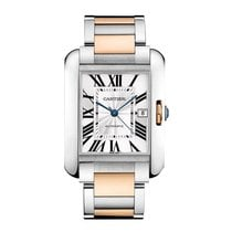 Cartier Tank Anglaise Automatic Date Large Model watch W5310006
