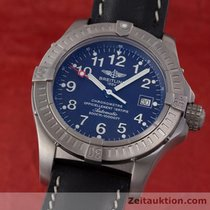 Breitling Avenger Seawolf Titan Automatik E17370 Chronometer