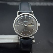 Omega Geneve Day Date cal 1020 Automatic Swiss Watch