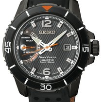 Seiko Sportura Kinetic Direct Drive Neu new