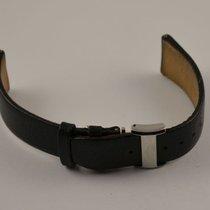 Longines Leder Armband Bracelet 20mm Mit Original Faltschliess...