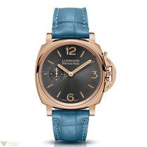 Panerai Luminor Red Gold Unisex Watch