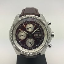 Breitling For Bentley Day Date Brown dial