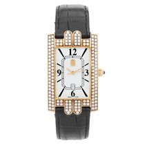 Harry Winston Avenue Classic Yellow Gold Watch