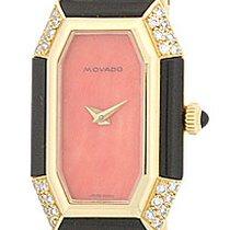 Movado Art Deco Strapwatch