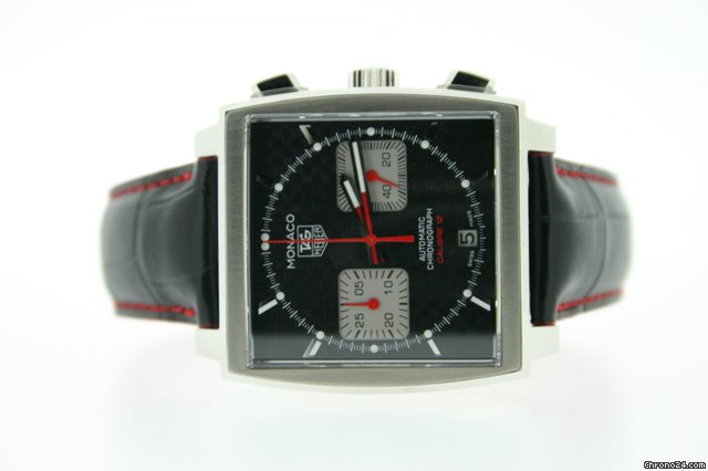 TAG Heuer Monaco Limited Edition - 1 of 250 pieces made CAW2119