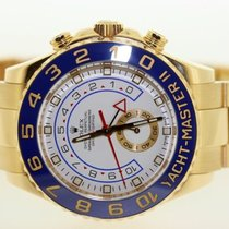 Rolex Yacht-Master II 18K Solid Gold