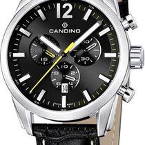 Candino Sport CDC4408/9 Sportliche Herrenuhr Swiss Made