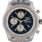 Breitling for Bentley GT Chronograph Stahl Automatik Stahlband...