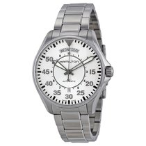 Hamilton Men's H64615155 Khaki Pilot Watch