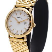 Zenith Classic Lady 18KA gold Watch