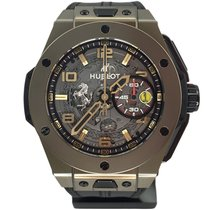 Hublot Big Bang Ferrari Mens MAGIC GOLD 45mm Limited Edition...