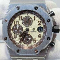 Audemars Piguet Royal Oak Offshore Safari 42mm Ivory Dial...