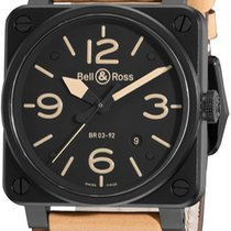 Bell & Ross Aviation BR03 BR03-92HERITAGE