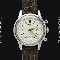 Wyler Incaflex Chronograph, Monobloc, Valjoux 72 - 1960s